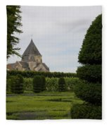 The Boxwood Garden - Villandry Fleece Blanket