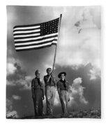 The Boy Scouts Fleece Blanket
