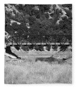 The Bridge 13 Fleece Blanket