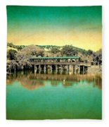 The Bridge 14 Fleece Blanket