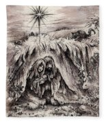The Bright And Morning Star Fleece Blanket