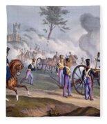 The British Royal Horse Artillery - Fleece Blanket