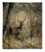 The Buck Fleece Blanket