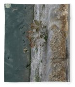 The Canal Water Fleece Blanket
