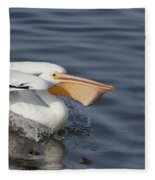 The Catch Fleece Blanket