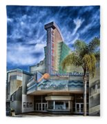 The Century Theatre Fleece Blanket