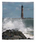 The Changing Tides Fleece Blanket