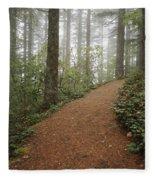 The Chosen Path Fleece Blanket
