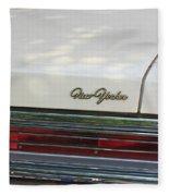 The Chrysler New Yorker  Fleece Blanket