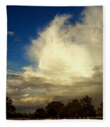 The Cloud - Horizontal Fleece Blanket