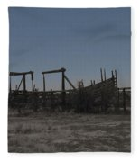 The Corral Fleece Blanket