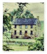 The Cottage Fleece Blanket