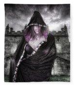 The Countess 2.0 Fleece Blanket