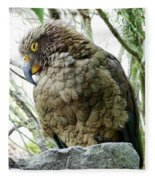 The Crafty Kea Fleece Blanket