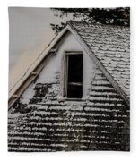 The Crows Nest Fleece Blanket