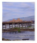 The Dalles 2013 Fleece Blanket