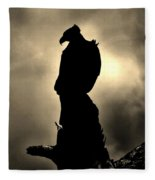 The Dark Knight Fleece Blanket