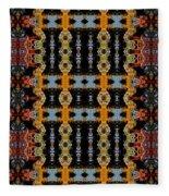 the days of Granada Fleece Blanket