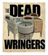 The Dead Wringers Poster Fleece Blanket