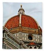 The Dome Fleece Blanket