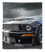 The Dominator - Cervini Mustang Fleece Blanket