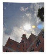 The Don Cesear Hotel Fleece Blanket