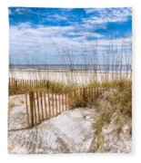 The Dunes Fleece Blanket