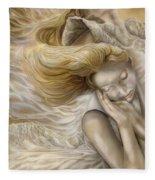 The Ecstasy Of Angels Fleece Blanket