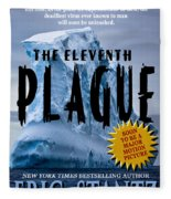 The Eleventh Plague Bookcover Fleece Blanket