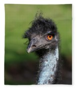 The Emu Fleece Blanket