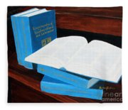 The Encyclopedia Of Newfoundland And Labrador - Joeys Books Fleece Blanket