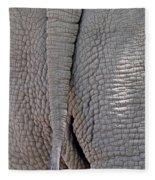 The End Is Near Fleece Blanket