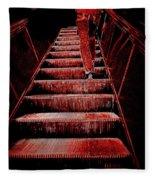 The Escalator Fleece Blanket