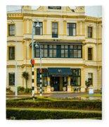 The Esplanade Hotel Auckland Fleece Blanket