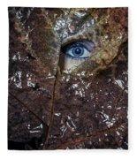 The Eye Fleece Blanket