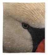 The Eye Of The Storm Fleece Blanket