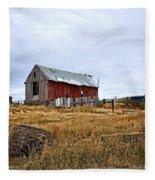 The Farm Fleece Blanket