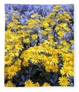 The Field Of  Wonder Fleece Blanket