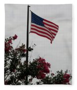The Flag Fleece Blanket