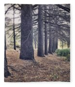The Forest Of A Thousand Stories Fleece Blanket