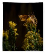 The Game Of Nature Fleece Blanket