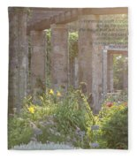 The Gardens Fleece Blanket