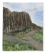The Giant's Causeway Fleece Blanket