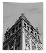 The Giralda Fleece Blanket