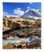 The Glacier Rush Fleece Blanket