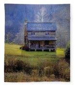 The Gladie Cabin  Fleece Blanket