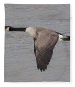The Glide Fleece Blanket