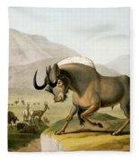 The Gnoo, 1804 Fleece Blanket