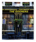 The Gooners Pub Fleece Blanket