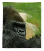 The Gorilla 2 Fleece Blanket